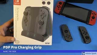 Nintendo Switch PDP Pro Charging Grip