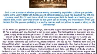 Joseph Prince The Reason Believers Are Sick 6 20 2014  AVI 2