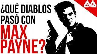 ¿Qué diablos pasó con Max Payne? | La sombría e increíble franquicia.