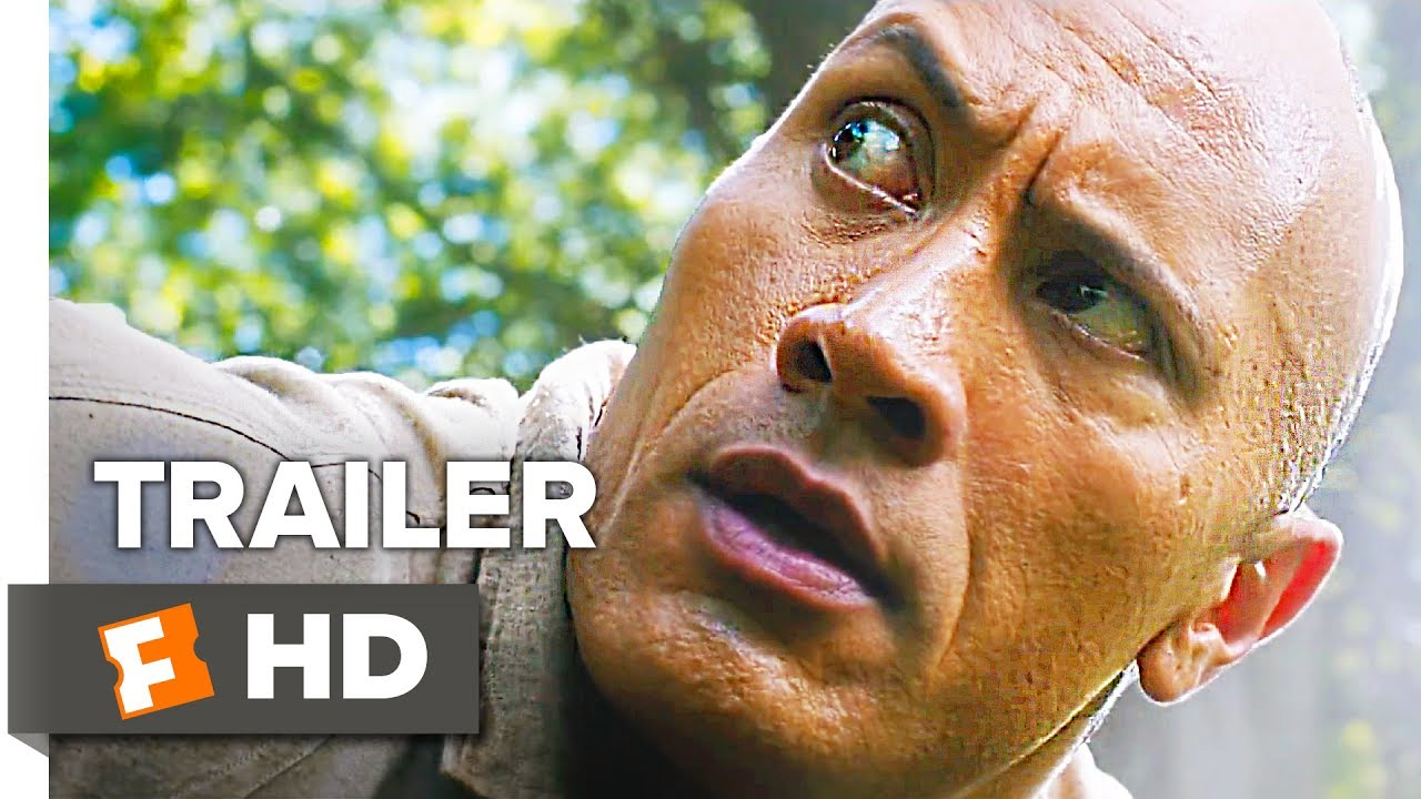 Jumanji: Welcome to the Jungle Trailer #1 (2017) | Movieclips Trailers