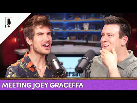 Joey Graceffa's Horrifying Home Threats, Alcoholic Parent, & More (Ep. 15 A Conversation With)