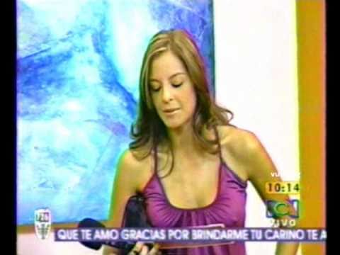 Laura Acuña Pezones en MBD