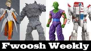 Weekly! Ep99.9: Transformers, Overwatch, DBZ, Captain Marvel, Space Invaders, TMNT and more!