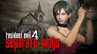 Resident Evil 4 Lets Play Separate Ways