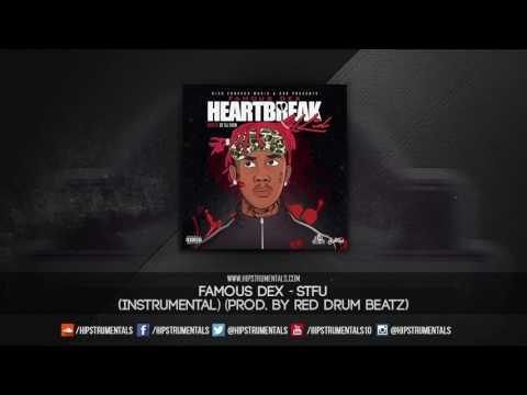 Famous Dex - STFU [Instrumental] (Prod. By Red Drum Beatz) + DL via @Hipstrumentals