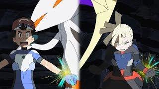 Ash & Friends VS Necrozma Final Fight - Pokemon Sun And Moon Season 2 AMV