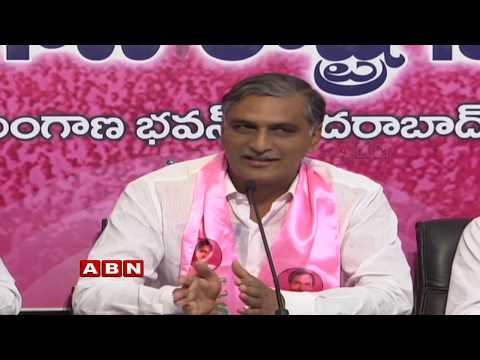 Ministers Naini Narasimha Reddy and Harish Rao Press Meet | ABN Telugu