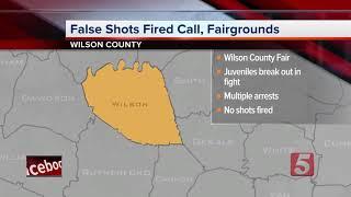False report of shooting sends fairgoers into panic, police say