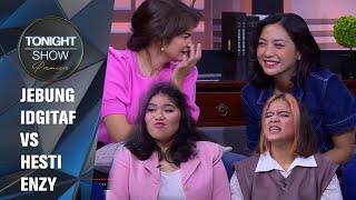 HESTI ENZY PENGEN BELI PITA SUARA JEBUNG GITA? - Tonight Show Premiere