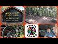 Mountain Biking Brown County State Park in Nashville, IN