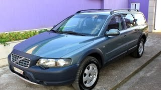 Volvo XC70 2.4D 2002 163hp Full HD HQ
