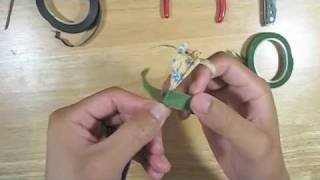 How To Add Stems To Origami Flowers