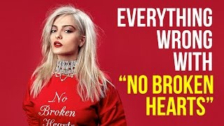 "Download Lagu Everything Wrong With BeBe Rexha - ""No Broken Hearts"" Gratis STAFABAND"