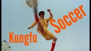 Kungfu Football Scene from Movie Shaolin Soccer