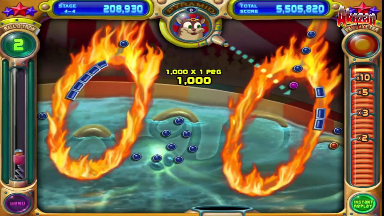 Peggle Nights Peggle Night Deluxe Stage 4