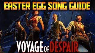 Voyage of Despair - Secret Easter Egg Song Guide (Black Ops 4 Zombies)