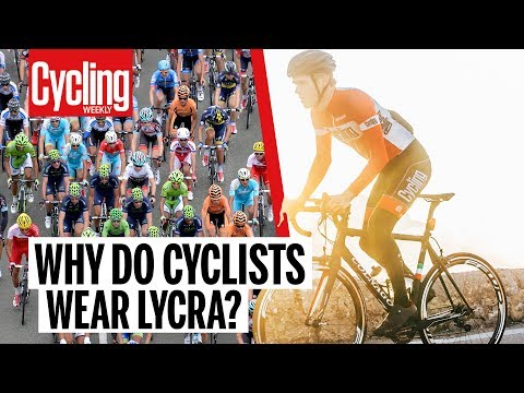 Why Do Cyclists Wear Lycra? | Baggy Shorts & T-Shirt VS Lycra | Cycling Weekly