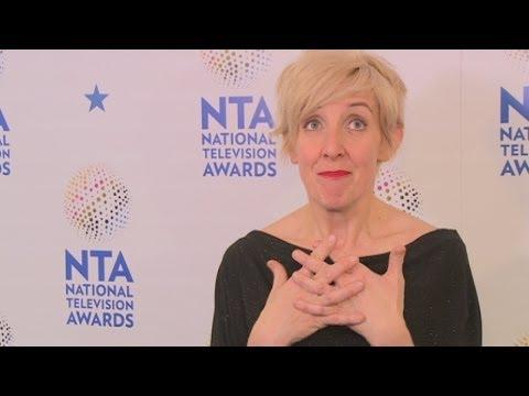 NTAs: Julie Hesmondhalgh talks Hayley's exit from Coronation Street