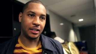 Carmelo Anthony & J.R. Smith Talk Favorite Shoes   Kicks On Court Weekly