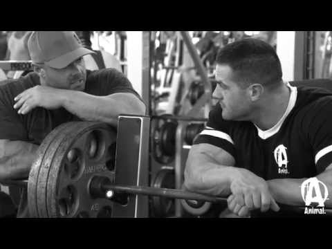 Tag Team Chest With Frank Mcgrath Evan Cenani