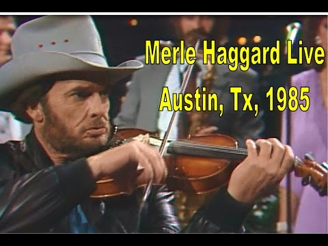 Merle Haggard - Brown Skinned Girl [With Narration]