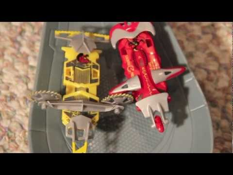 HexBug Warriors Hands-On Review.  Battling Hex Bugs?