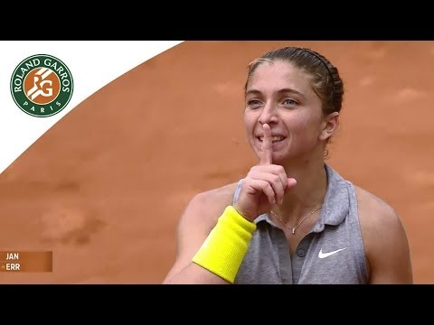 S. Errani v. J. Jankovic 2014 French Open Women's R4 Highlights