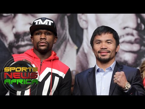 Sports News Africa Online: Mayweather and Pacquiao fight of the century continues