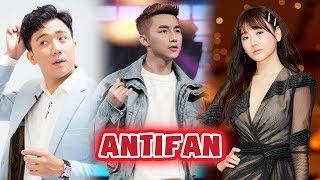Sơn Tùng M-TP, Trấn Thành, Hari Won và top sao có antifan đông đảo nhất nhì showbiz