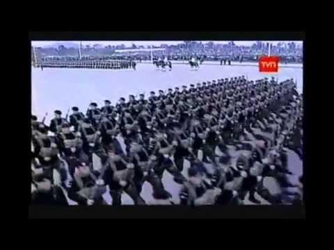 Gran Parada Militar 1996 (video completo)