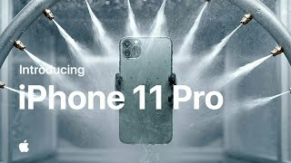 Introducing iPhone 11 Pro