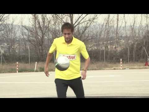 Footboll Freestyle Team Andrew Henderson feat Neymar Jr