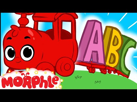 ABC songs for children - ABC SONG  - Morphle's Nursery Rhymes