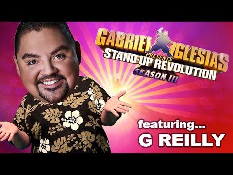 G Reilly - Gabriel Iglesias Presents: Standup Revolution! (season 3) video