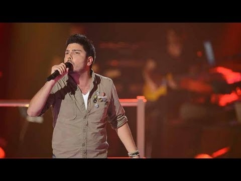 Nicholas Roy And Ryan Sanders Sing You Found Me: The Voice Australia Season 2 video