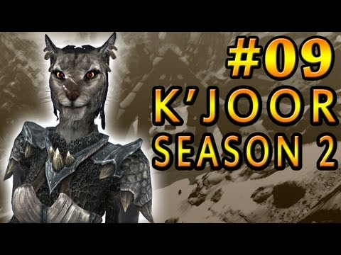Dark Plays: Skyrim With K'joor Season 2 [09] - the Rings video