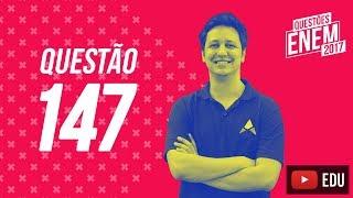 download musica Enem 2017 - Matemática Questão 147 Caderno Amarelo