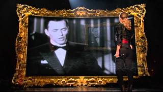Celine Dion and Frank Sinatra  - All the way (Live in Las Vegas 2007) HD
