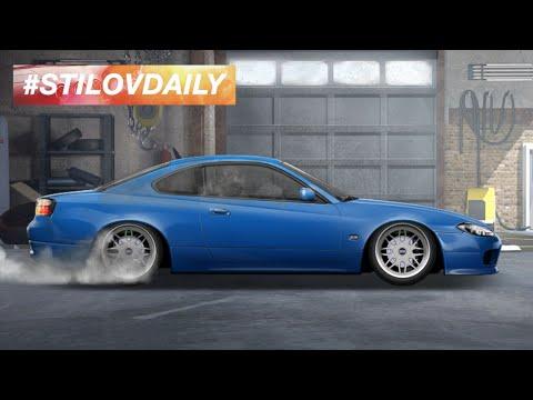 Уличные Гонки - Silvia S15 Стилова