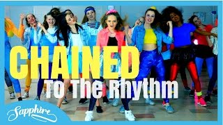 Chained To The Rhythm - Katy Perry ft. Skip Marley | Cover by Sapphire