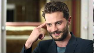 Behind the scenes with Jamie Dornan on set for Hogan   Mail Online