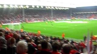 Liverpool vs wigan warm up