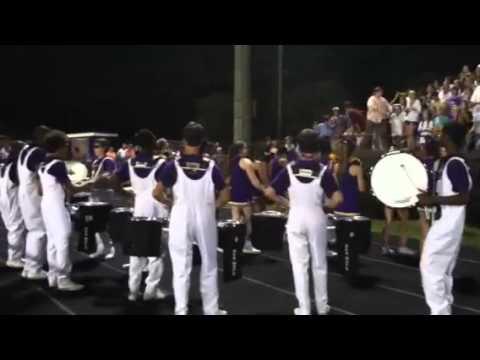 Needham Broughton High School Drumline