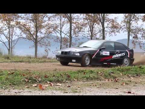 ¡Aprende a conducir como un profesional del rally!