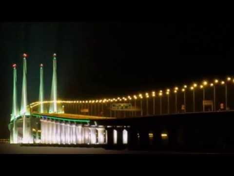 Second Penang Bridge - The Longest bridge in Southeast Asia