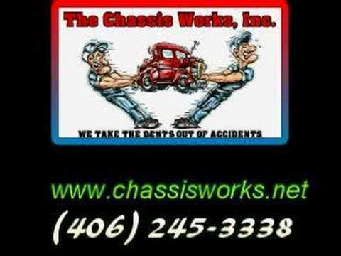 Chassis Works in Billings Montana - Full Service Body Shop