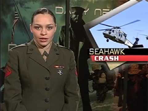 HH 60 Seahawk Helicopter Went Down, USNS Richard E. Byrd (Daily News Update)