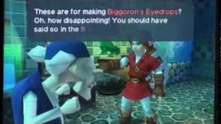 Big Goron Sword Zelda 3DS How to Guide