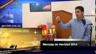 Mensaje gnostico de Navidad 2014