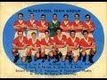 A&BC Soccer Football Trading Cards 1960